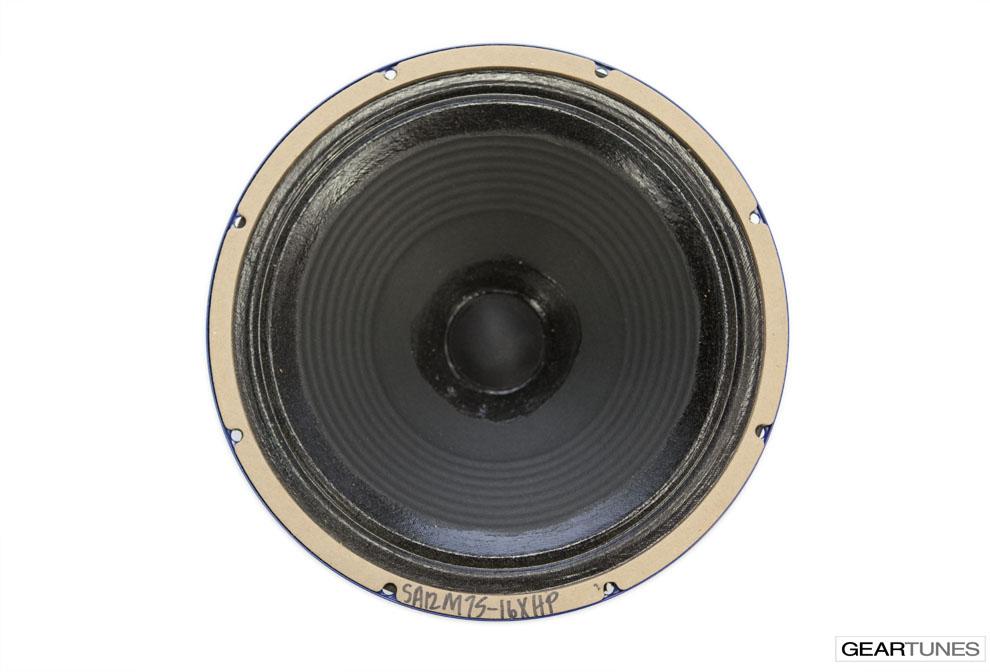 Twelve Inch Speakers Scumback M75, 16 ohm 4