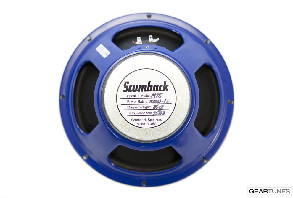Twelve Inch Speakers Scumback M75, 16 ohm