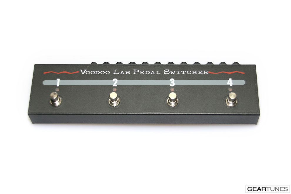 Pedalboards & Related Supplies Voodoo Lab Pedal Switcher