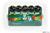 Z.Vex Fuzz Factory (Hand-Painted)