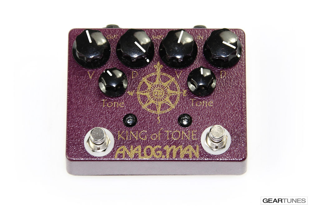 Effects Analog Man King of Tone