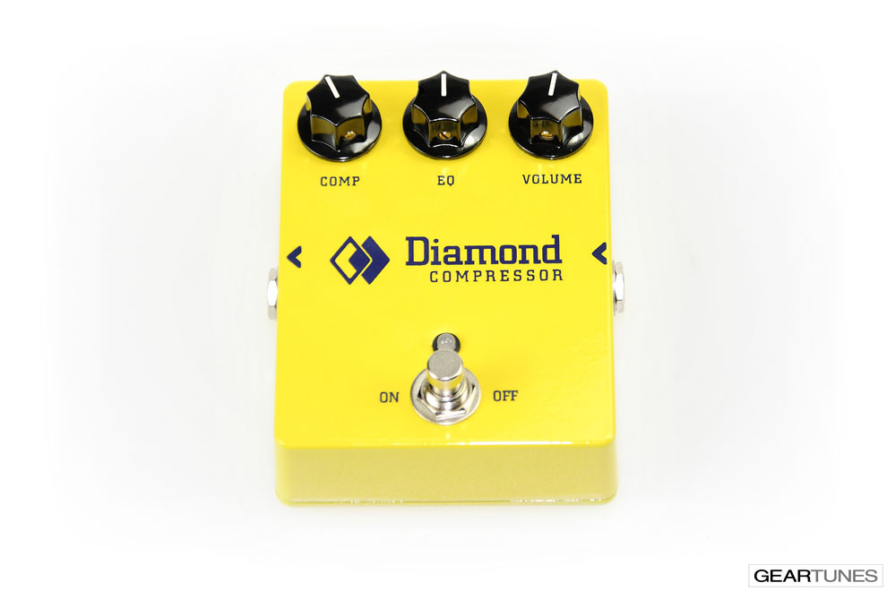 Compression and Sustain Diamond Compressor
