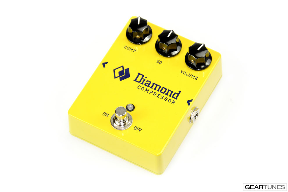 Compression and Sustain Diamond Compressor 2