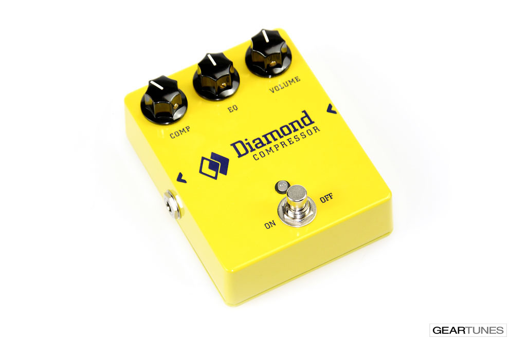 Compression and Sustain Diamond Compressor 3