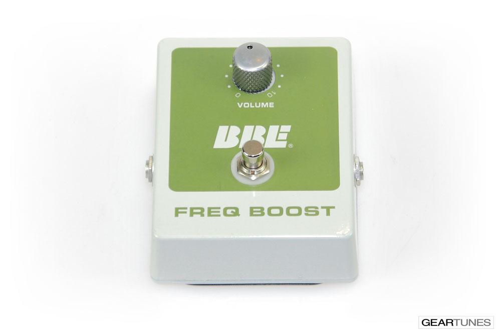 Treble Boost BBE Freq Boost