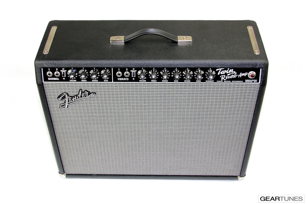 Combos Fender '65 Twin Reverb Reissue