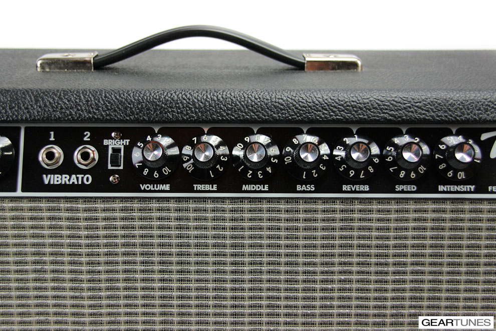 Combos Fender '65 Twin Reverb Reissue 7