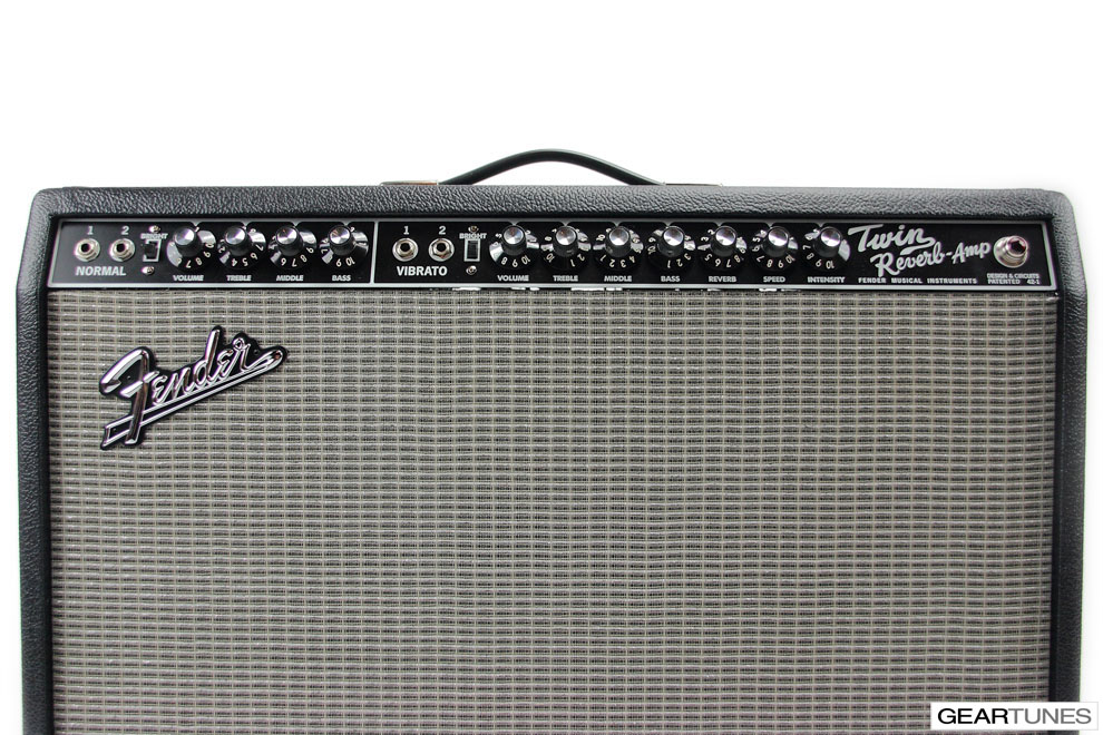 Combos Fender '65 Twin Reverb Reissue 5
