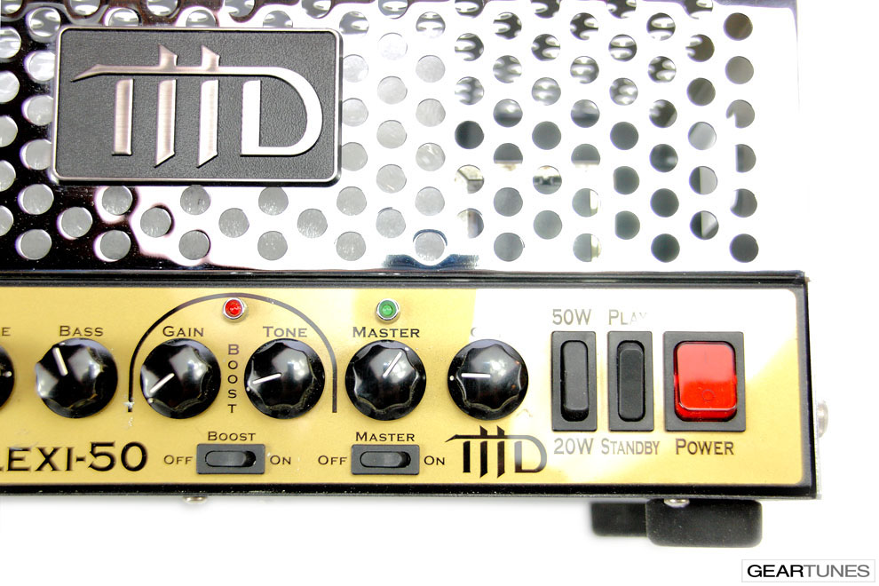 Tube Amps THD Flexi-50 6