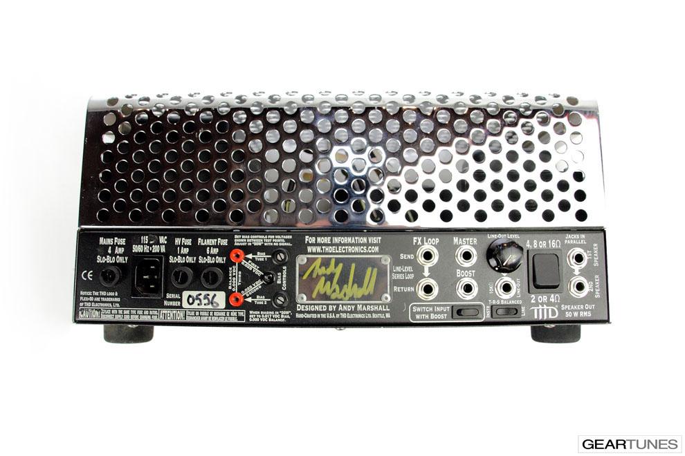 Tube Amps THD Flexi-50 4