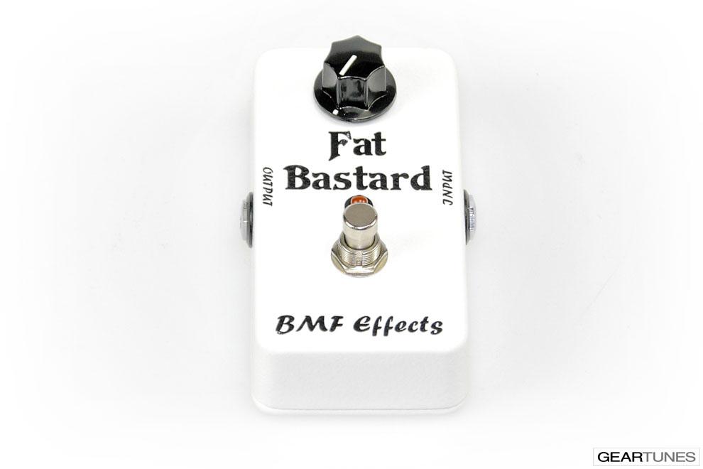 Boost and Buffer BMF Effects Fat Bastard