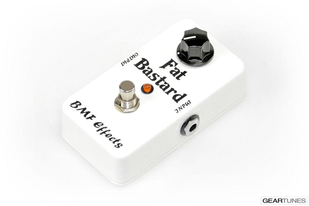 Boost and Buffer BMF Effects Fat Bastard 2