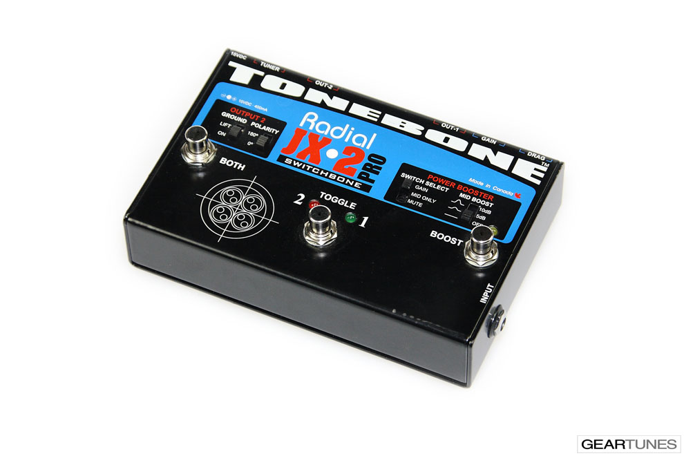 Accessories Radial JX-2 Switchbone 2