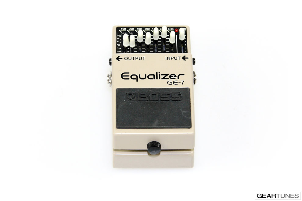 Equalization Boss GE-7