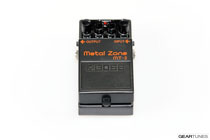 Boss MT-2 Metal Zone (Modified)