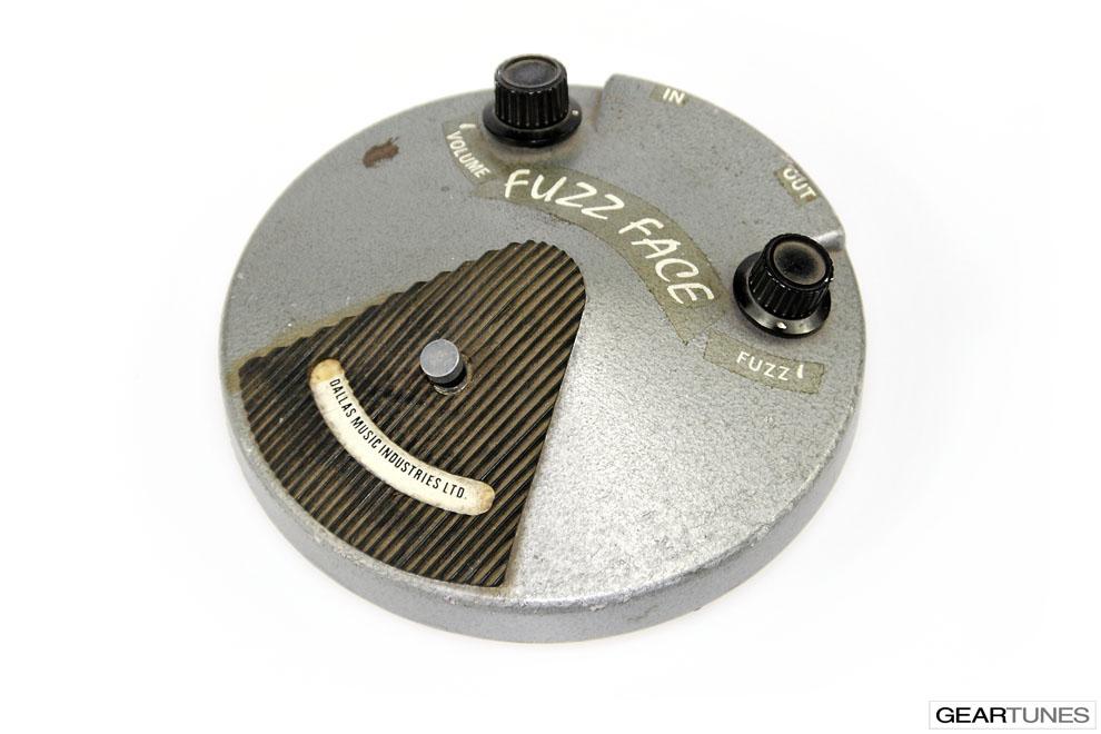 Fuzz Dallas Industries Fuzz Face (Vintage) 2