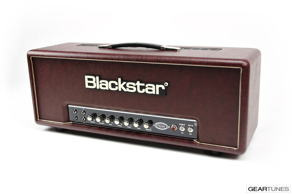Heads Blackstar Artisan 100 2