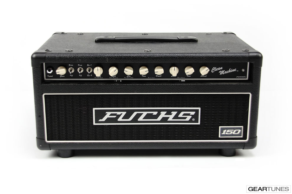 Heads Fuchs Clean Machine