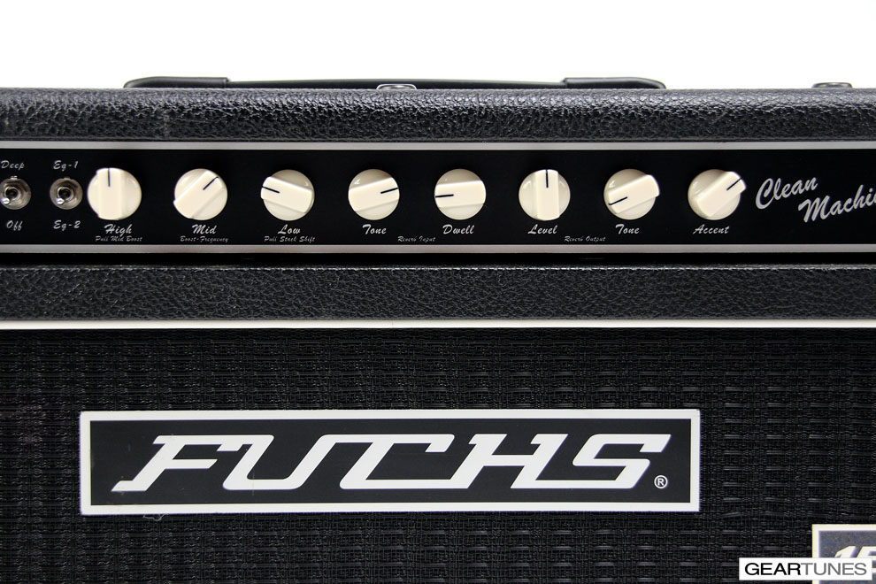 Heads Fuchs Clean Machine 5