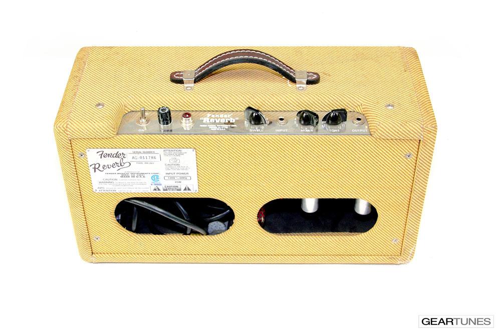 Reverb Fender Tweed Reverb 4