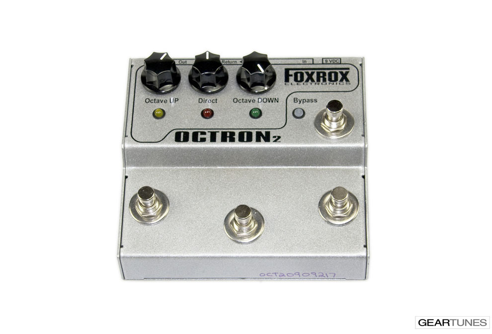 Effects Foxrox Octron 2