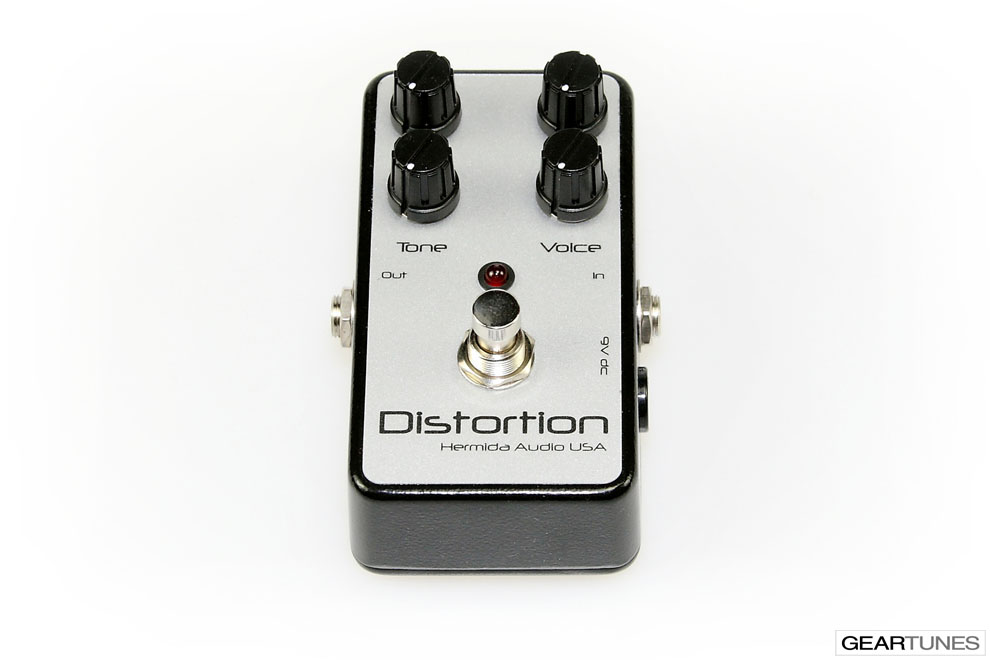 Distortion Hermida Audio Technology Distortion