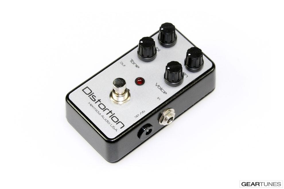 Distortion Hermida Audio Technology Distortion 2