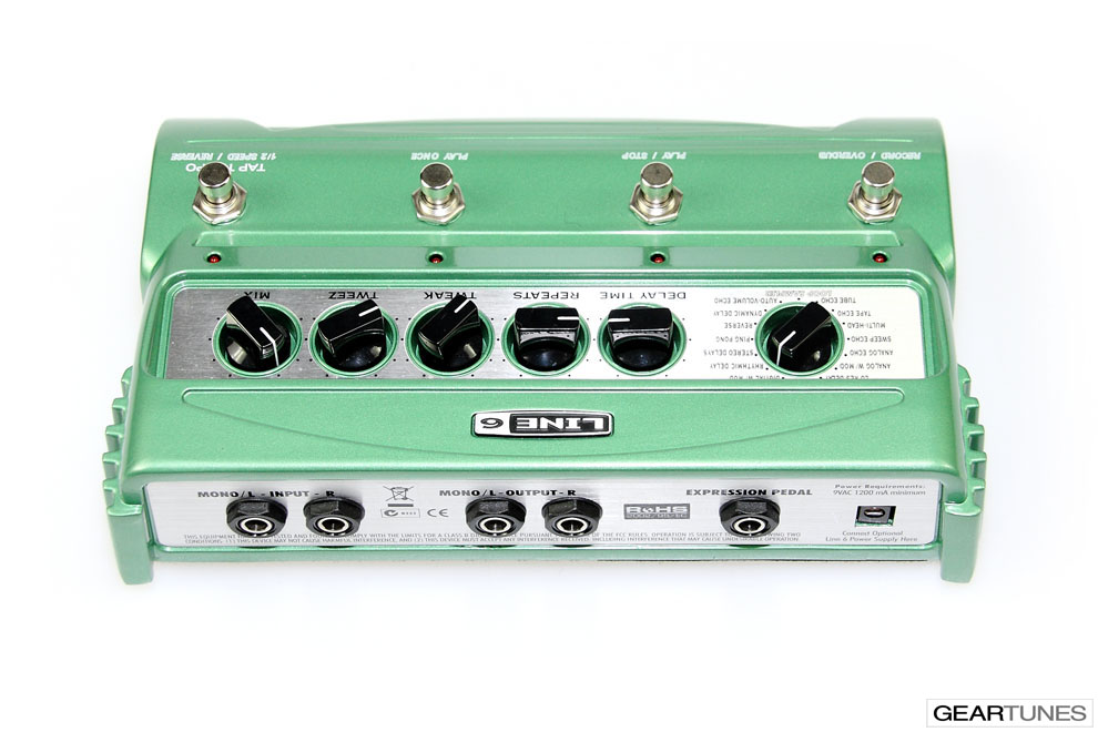Effects Line 6 DL4 4