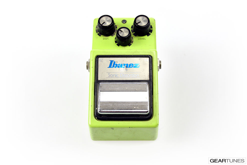 Distortion Ibanez SD9 Sonic Distortion