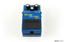 Keeley Boss BD-2 Blues Driver (Modified)
