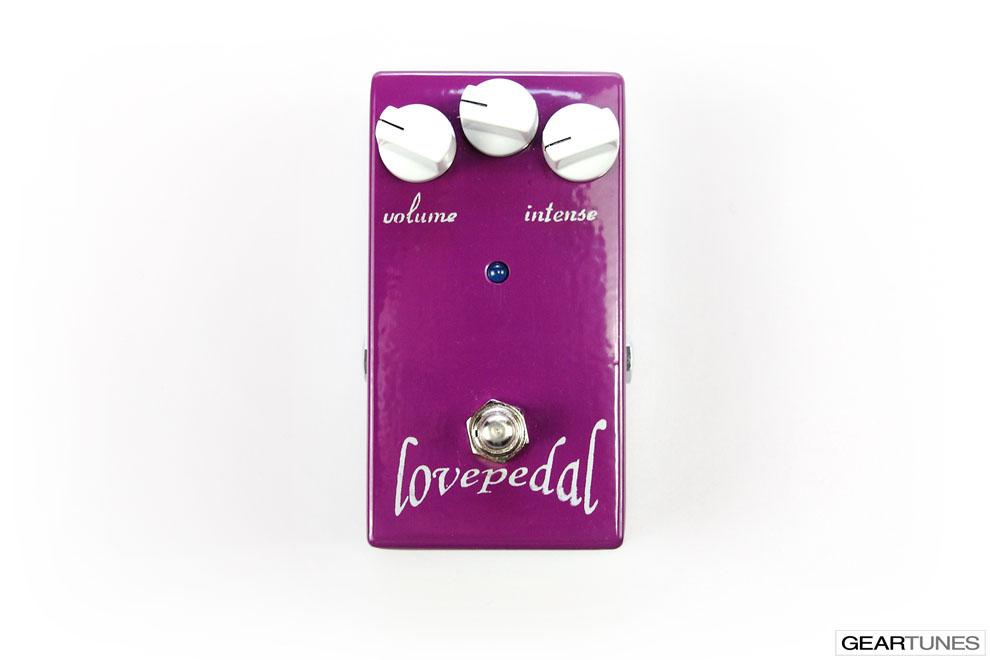 Distortion Lovepedal Purple Plexi 4