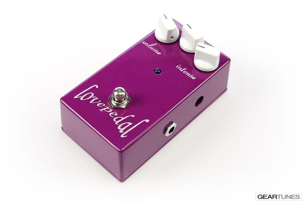 Distortion Lovepedal Purple Plexi 2
