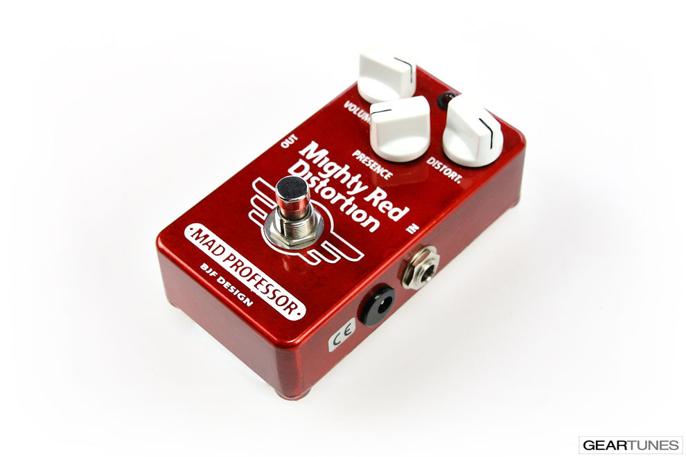 Distortion Mad Professor Mighty Red 2