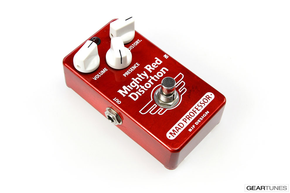 Distortion Mad Professor Mighty Red 3