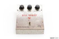 Electro-Hamonix Big Muff v.2 Rams Head