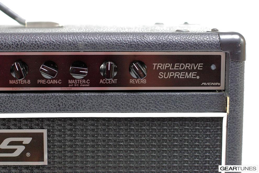 Tube Amps Fuchs Tripledrive Supreme 7