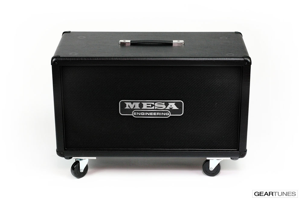 "2x12 Open Back Mesa Boogie 2x12"" Road King Horizontal Cabinet"