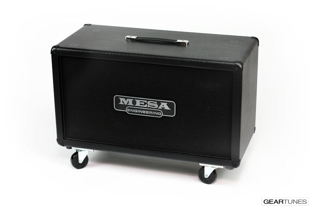 "2x12 Open Back Mesa Boogie 2x12"" Road King Horizontal Cabinet 2"