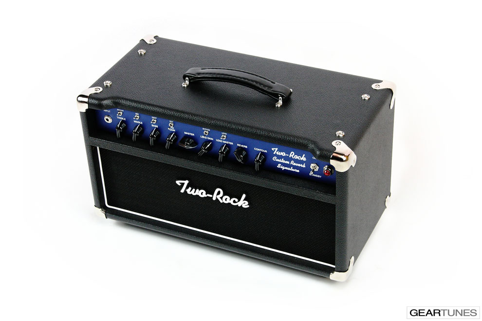 Heads Two-Rock Custom Reverb Signature 2
