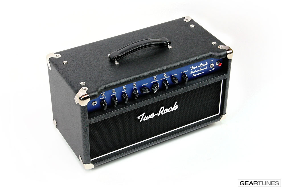Heads Two-Rock Custom Reverb Signature 3