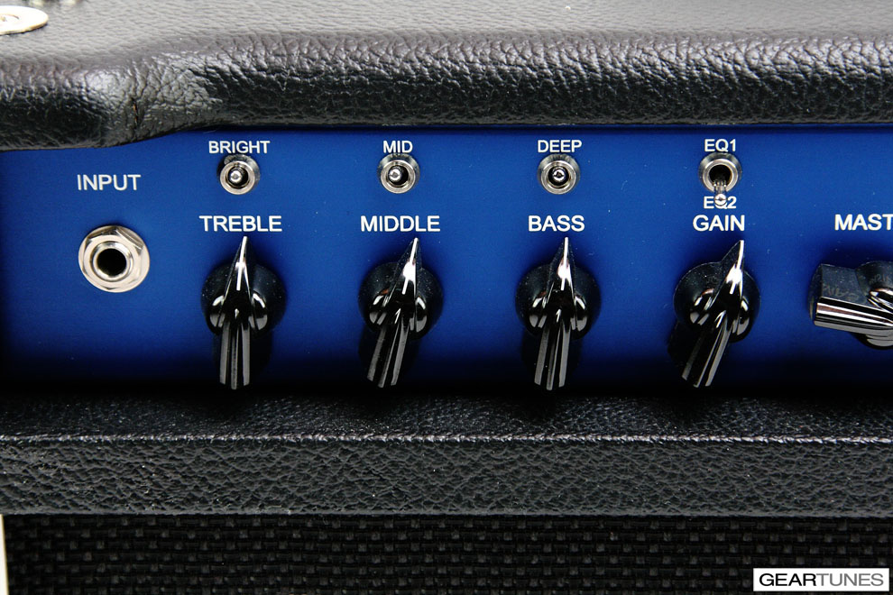 Heads Two-Rock Custom Reverb Signature 6