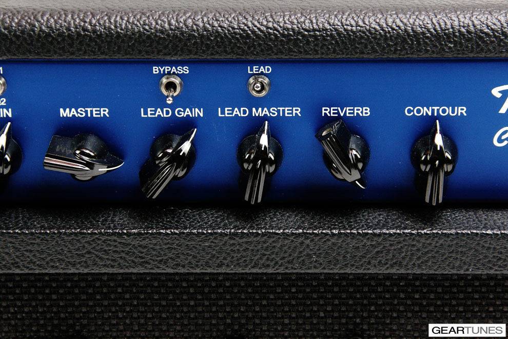 Heads Two-Rock Custom Reverb Signature 7