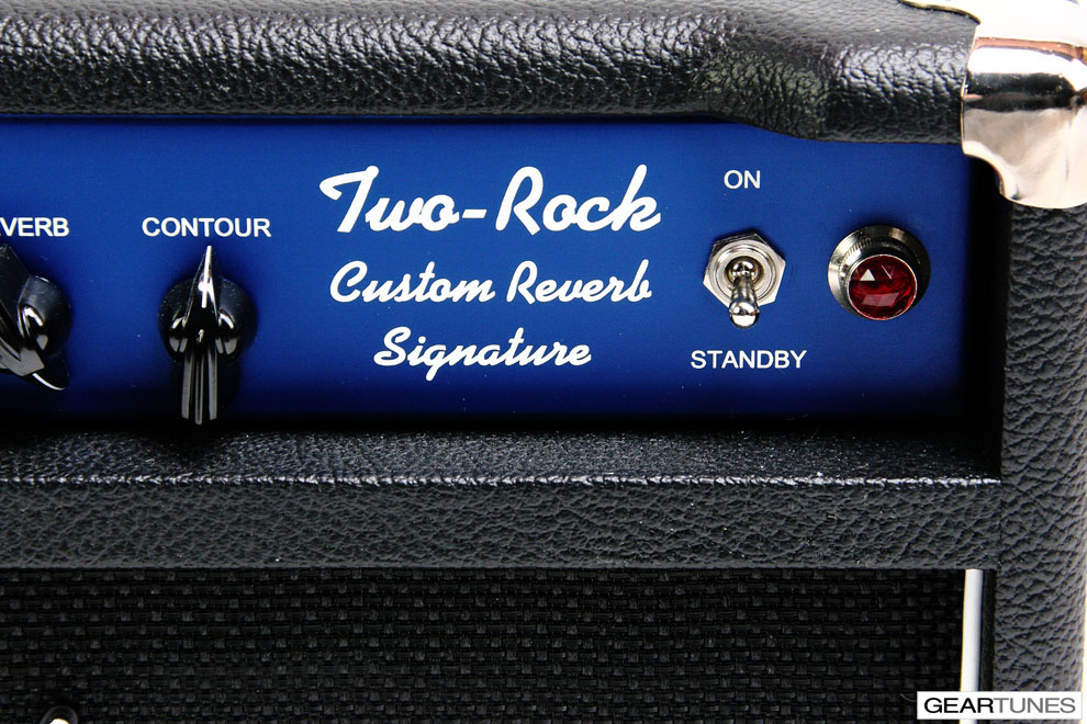 Heads Two-Rock Custom Reverb Signature 8