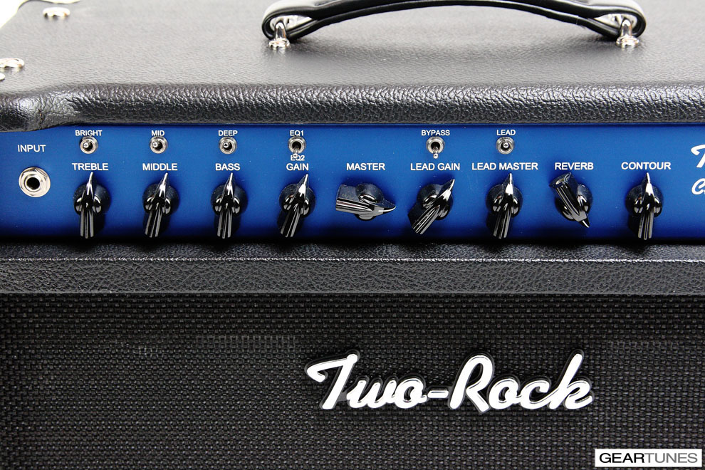 Heads Two-Rock Custom Reverb Signature 5