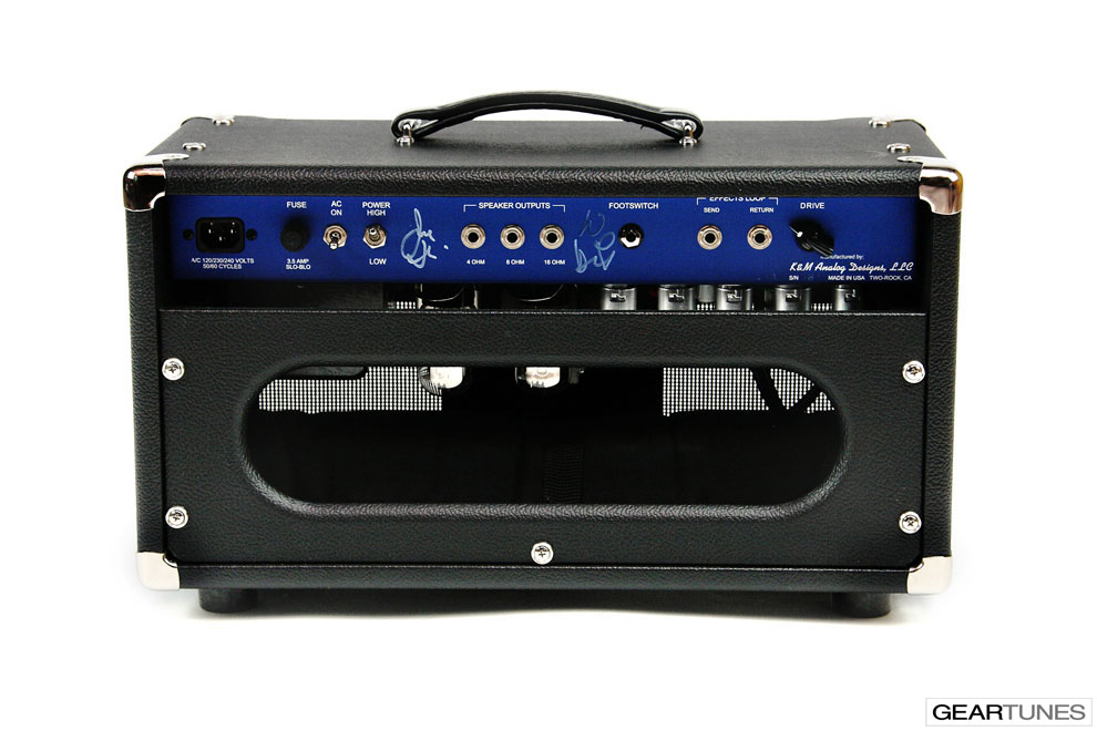 Heads Two-Rock Custom Reverb Signature 4