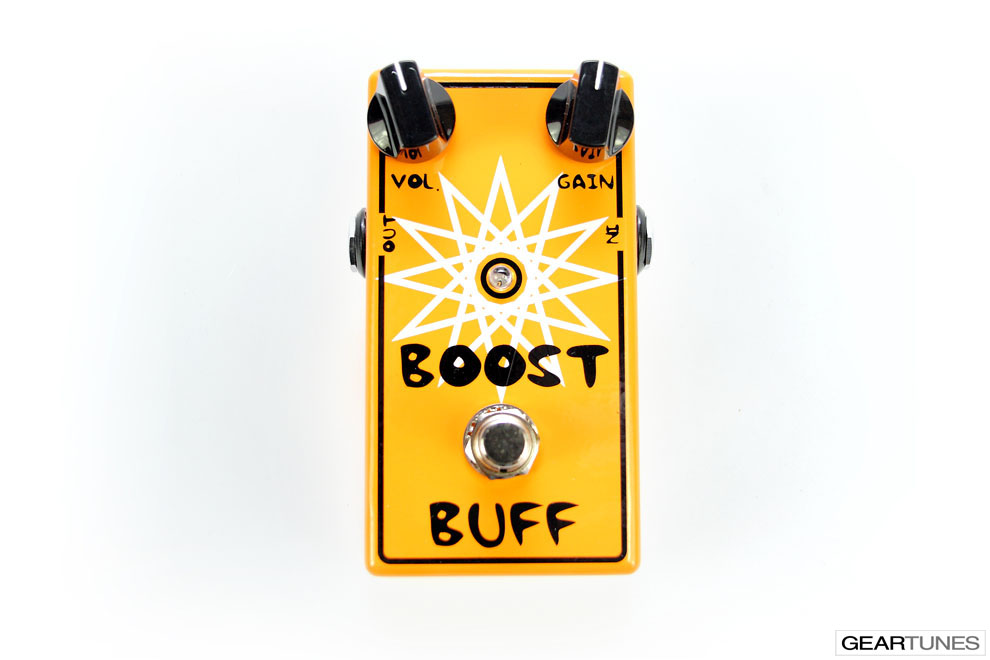 Boost and Buffer MI Effects Boost Buff 4