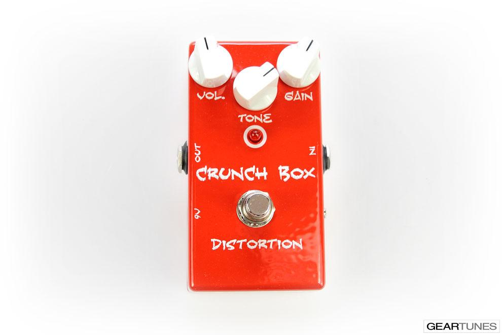 Distortion MI Effects Crunch Box 4