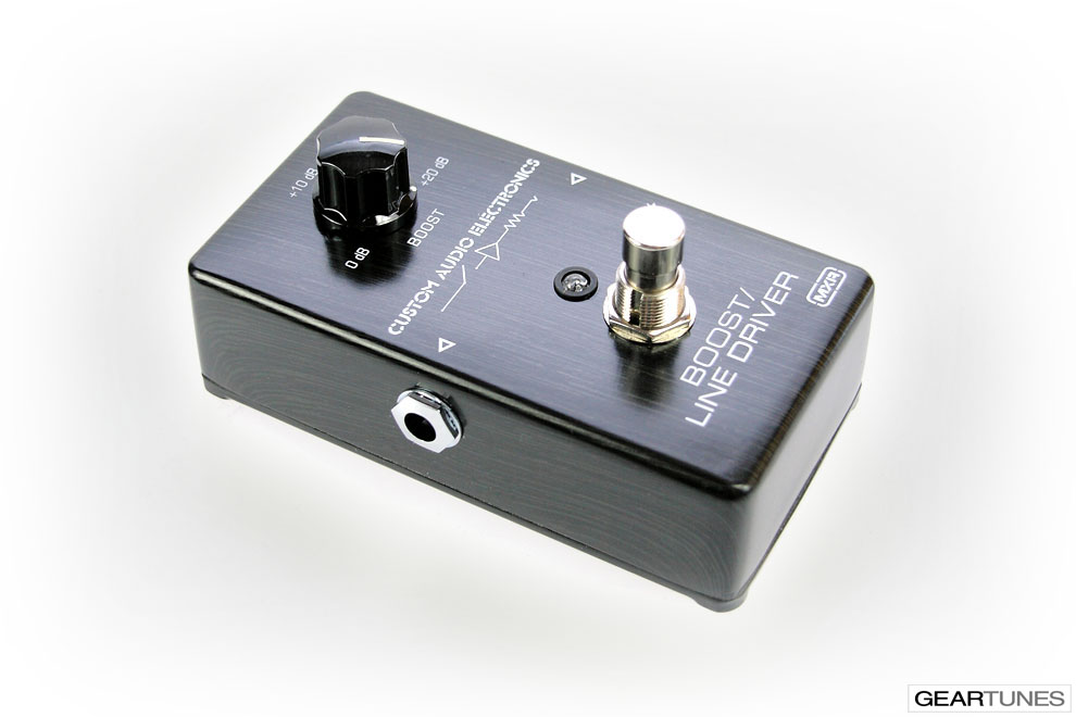 Boost and Buffer MXR MC401 Boost/Line Driver 3