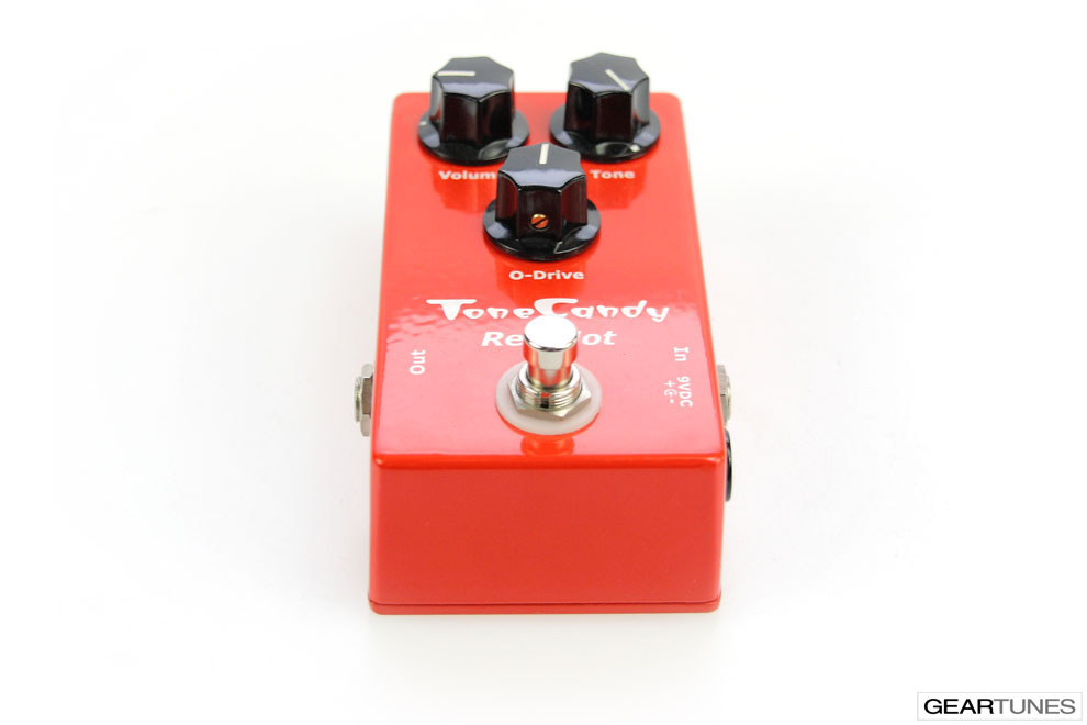 Distortion Tone Candy Red Hot