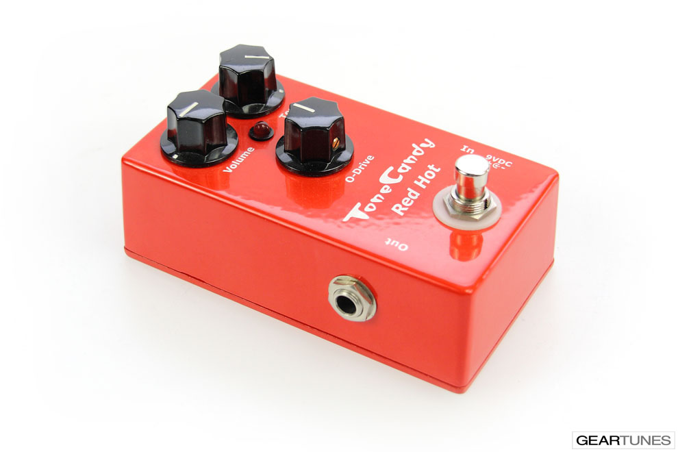 Distortion Tone Candy Red Hot 3